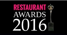 Restaurant Awards 2916